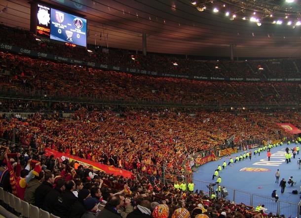 Lens jouera au Stade de France !