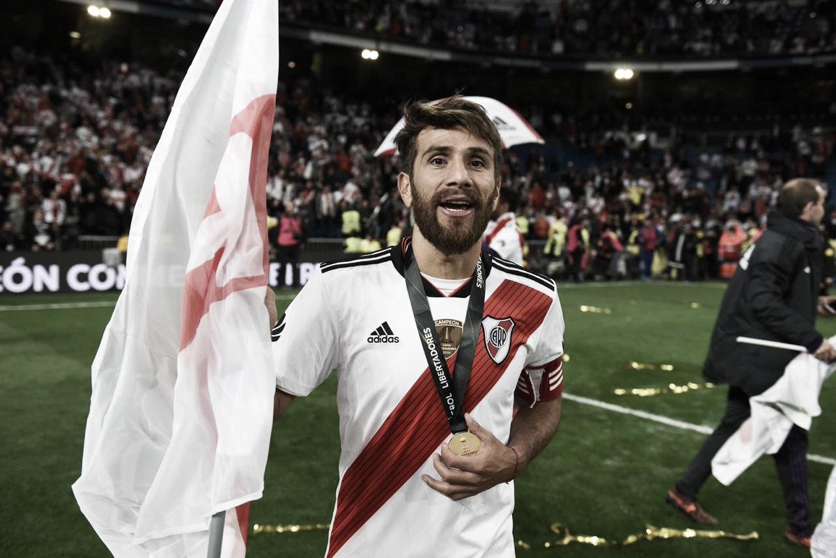 """Leo Ponzio: """"Siempre quisimos jugar la final"""""""