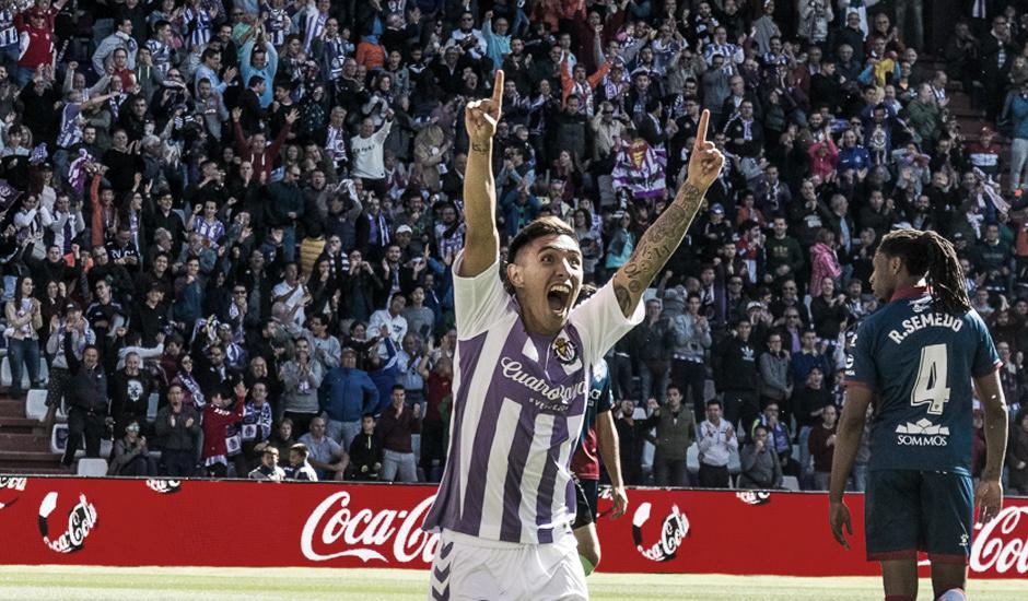 Leo Suárez da la sorpresa y deja el Real Valladolid
