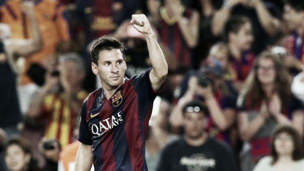 Les buts de FC Barcelone - Espanyol