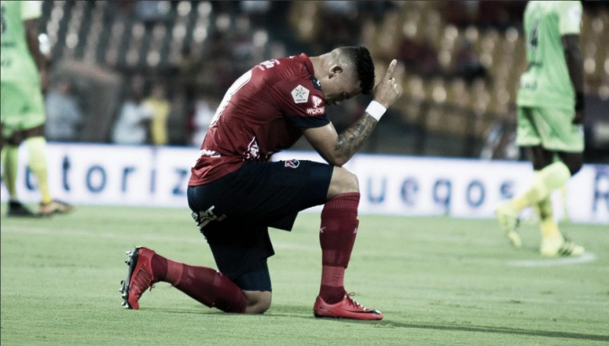 Puntuaciones, DIM - Jaguares por Liga Águila