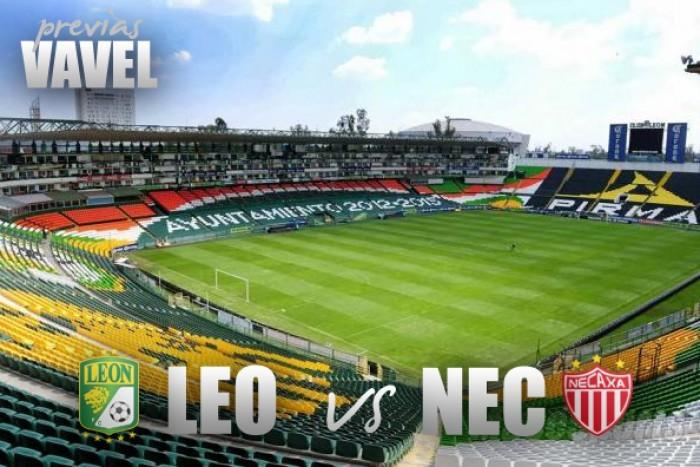 León vs Necaxa, 27 de enero, Liga Mx, fecha, horario y transmisión