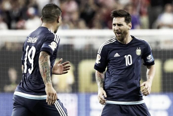"Lionel Messi: ""Ojalá se nos dé de una buena vez"""