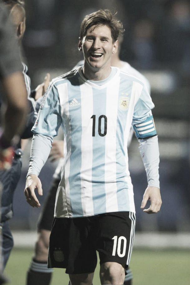 """Messi: """"Sea quien sea, será difícil"""""""