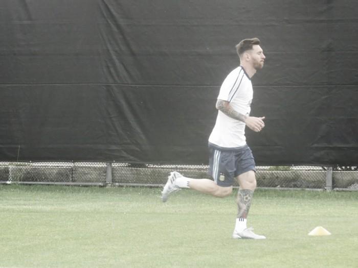 Copa America Centenario, l'Argentina verso l'esordio contro il Cile con il dubbio Messi