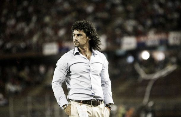 """Leonel Álvarez: """"Tenemos las herramientas suficientes para afrontar la final"""""""