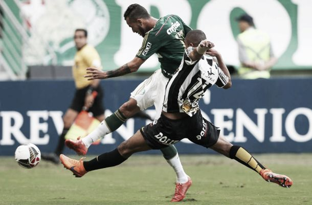 Leandro Pereira destaca vantagem do Palmeiras na final do Paulistão