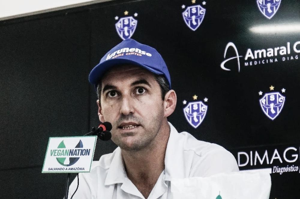 Após perder para o Inter no primeiro jogo, Léo Condé afirma: ''Faltou um pouco de capricho''