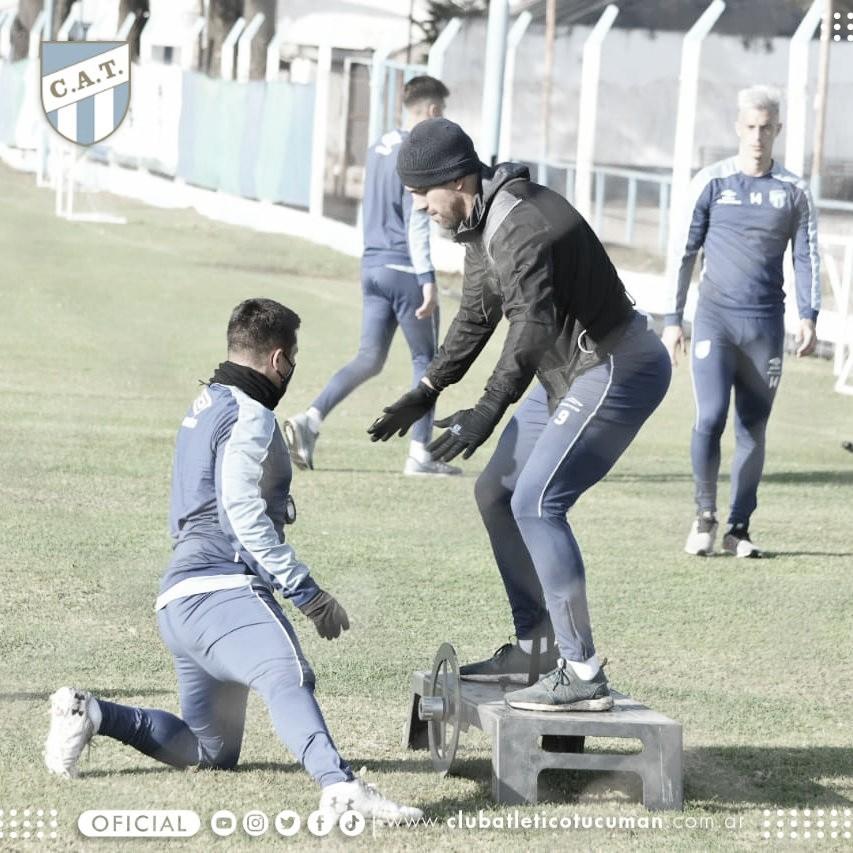 El decano regresó a los entrenamientos luego de 5 meses de inactividad