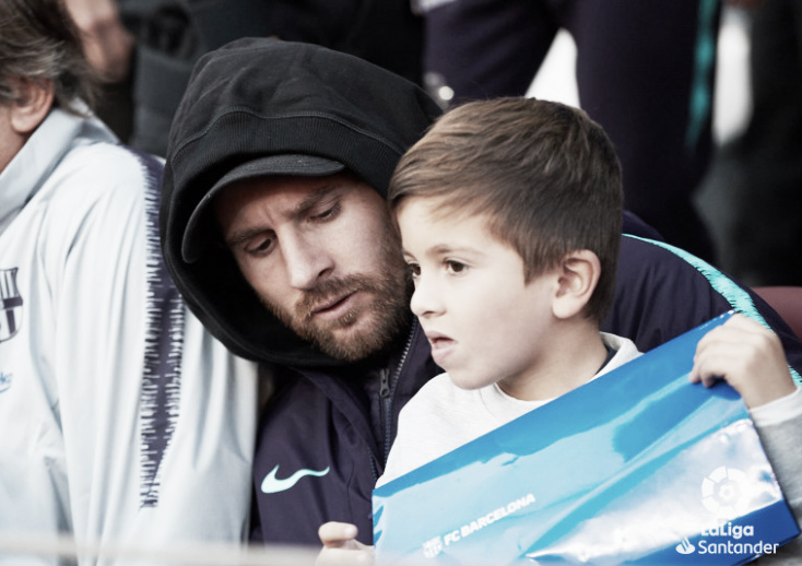 Messi tampoco jugará ante el Rayo Vallecano