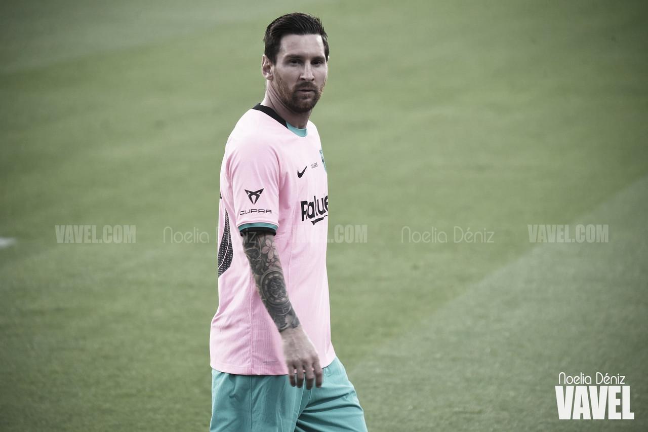 El Barcelona recurrirá la sanción a Leo Messi