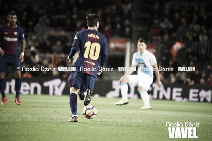 Los 7 retos de Leo Messi para el año 2018