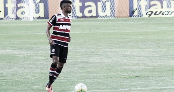Léo Moura diz que vitória sobre Sport na Sul-Americana pode trazer confiança