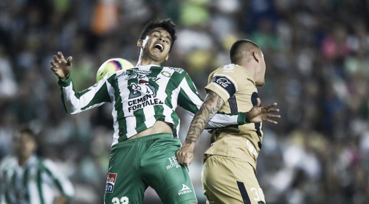Resumen León 1-2 Pumas en Liga MX 2018
