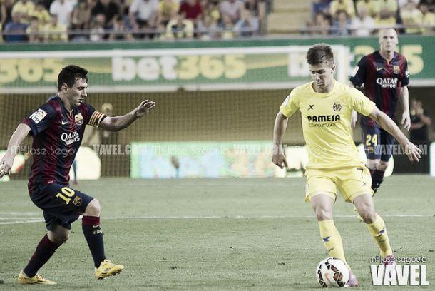 Villarreal - Barcelona: silencio, se juega