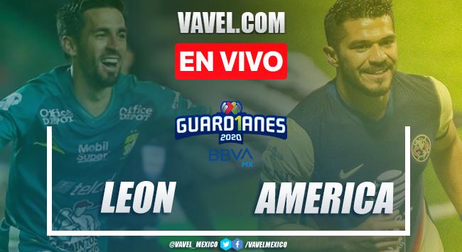 Goles y resumen del León 3-2 América en la jornada 14 del Guard1anes 2020