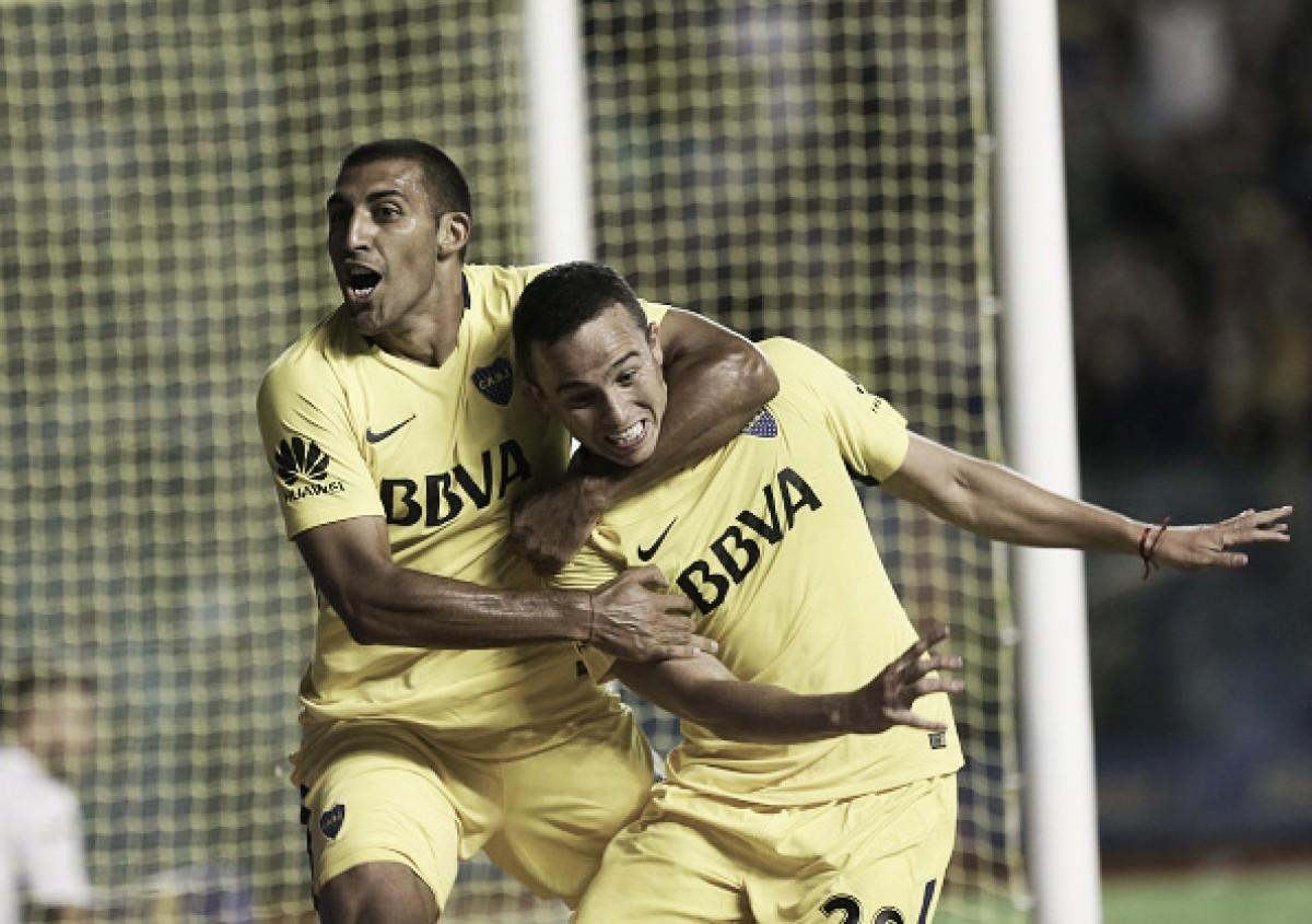 Boca Juniors bate Tigre com gol no último lance e segue tranquilo na liderança da Superliga