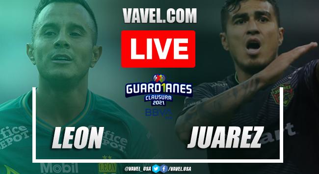 Goals and highlights: Leon 2-0 Juarez in Liga MX Guard1anes 2021