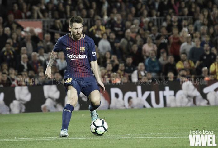 Messi, la travesía hacia el dorado