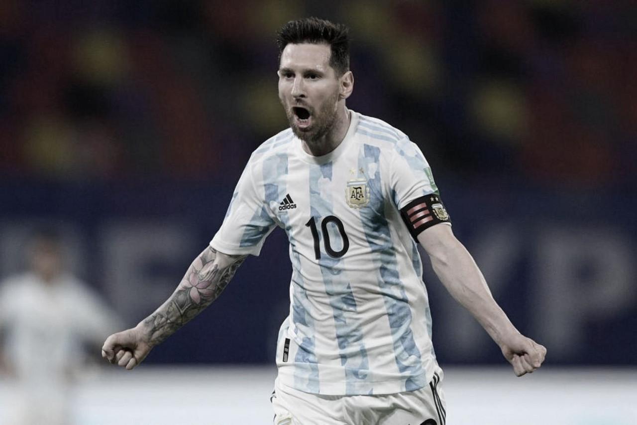 """Scaloni: """"Gane o no, Messi seguirá siendo el mejor de la historia"""""""