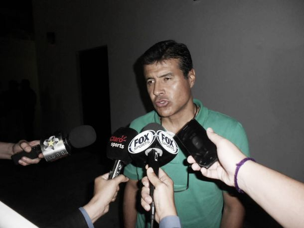"""Alfredo Murguía: """"Falta un partido difícil"""""""