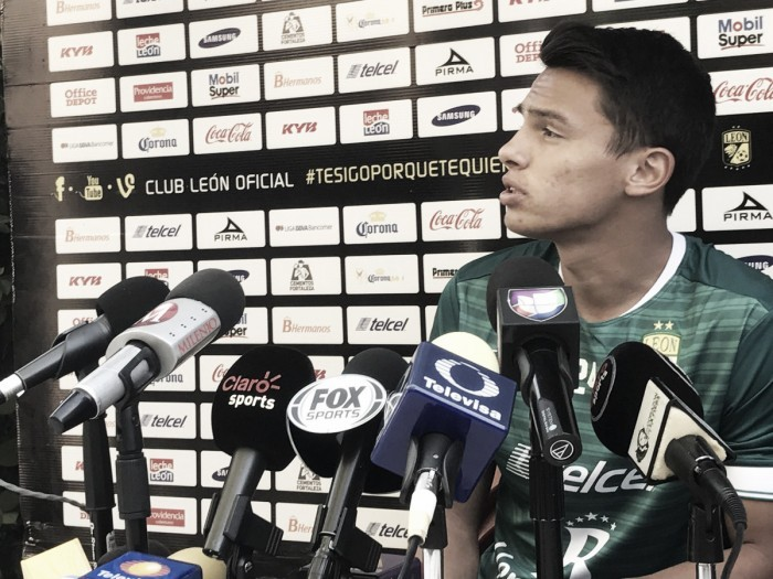 Va Osvaldo por su consolidación con León