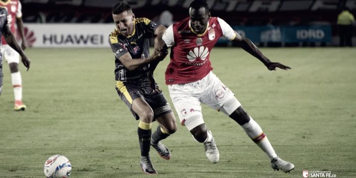 Santa Fe tuvo revancha en Medellín: venció al Independiente Medellín de local 0-1