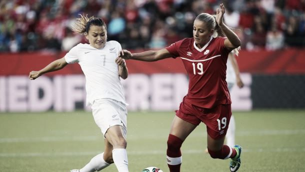 Canada Settles For Single Point In Frustrating Draw Against New Zealand