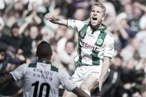 El Groningen castiga la inoperancia del Ajax