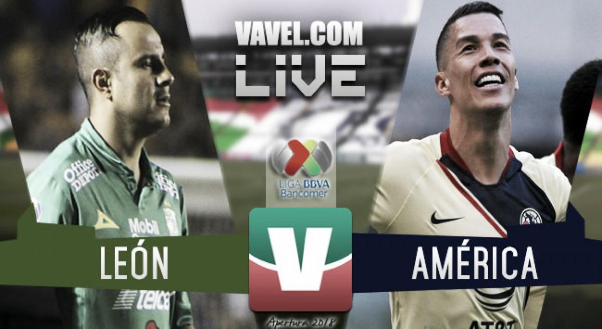 Con dos goles de argentino Mauro Boselli, León borra al América