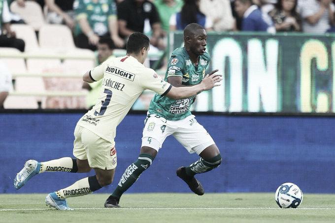 Polémica arbitral invade empate entre León y América
