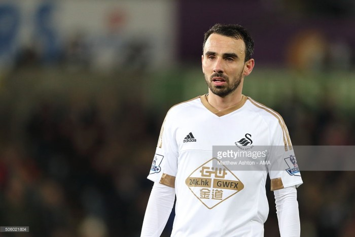 Huddersfield Town will be a tough test, says Leon Britton