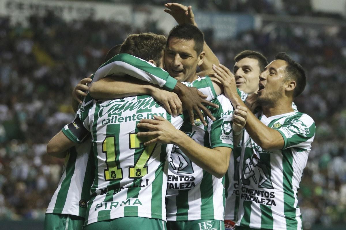 León aplasta a Celaya y avanza en Copa MX