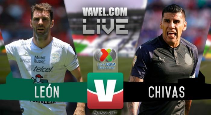 Chivas cierra con victoria el torneo; León que llega a Liguilla con dudas