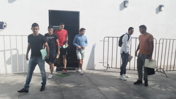 León rompió filas; vuelve el 14 de diciembre a pretemporada