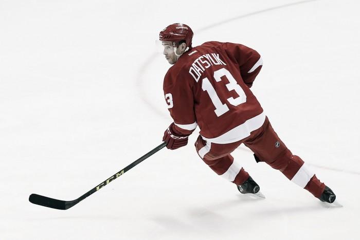 Pavel Datsyuk trade makes Detroit Red Wings draft's winners