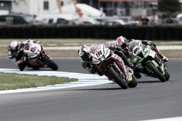 Segunda carrera de Superbikes del GP de Tailandia 2015 en vivo y en directo online