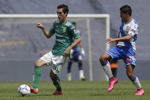 León dominó a Puebla en categorías inferiores