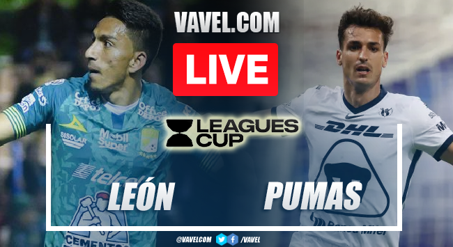 Goals and Highlights: Leon 2-0 Pumas in League CUP