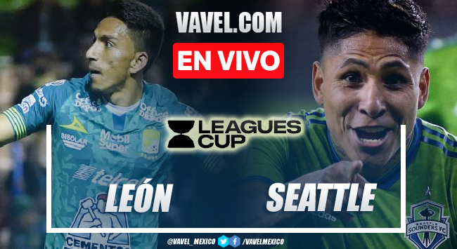 Goles y resumen del León 3-2 Seattle Sounders en Leagues Cup 2021