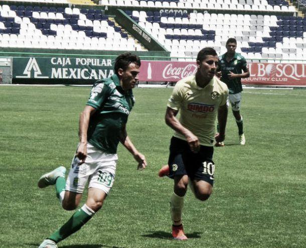 En los Cuartos de Final Sub 20, León deja escapar la victoria