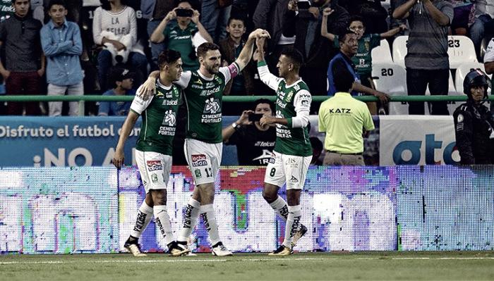 Ataque del León, el más efectivo del torneo