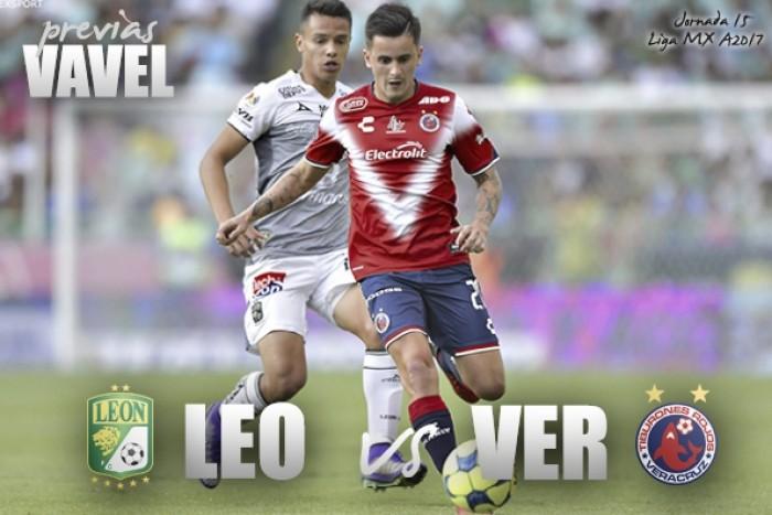 Previa León - Veracruz: a amarrar el pase a Liguilla