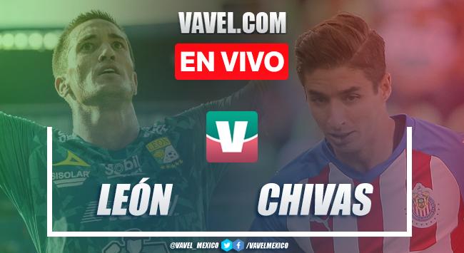 Resumen y video goles: León 4-3 Chivas de Guadalajara en Liga MX 2019