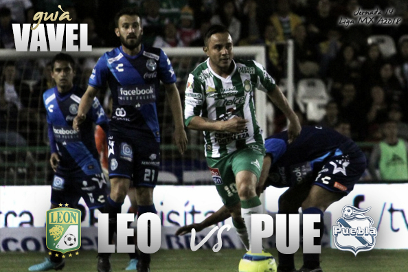 León vs Puebla: cómo y dónde ver Jornada 14 Liga MX, canal y horario TV