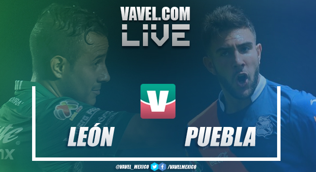 Puebla somete con goleada a domicilio a León