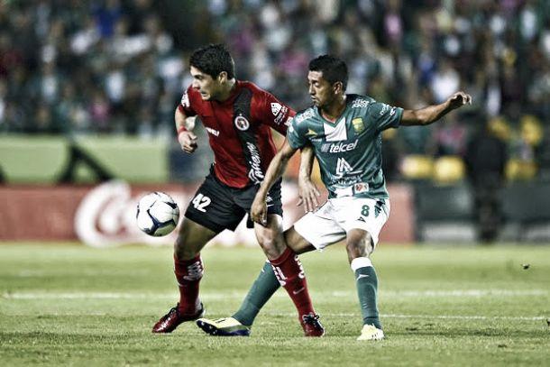 Tijuana sufre en el Estadio León