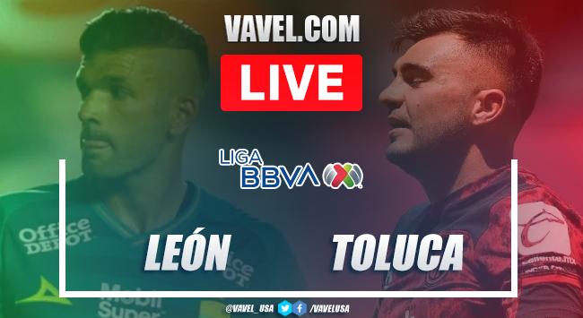 Goals and Highlights: Leon 2(2)-(4)2 Toluca in Repechaje Liga MX 2021