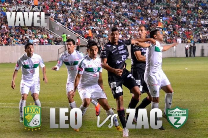 Previa León - Zacatepec: a recuperarse de los golpes