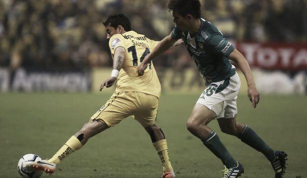 León - América: lucha para sanar las heridas